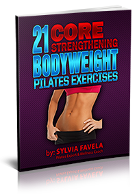 21 Core Strengthening Bodyweight Pilates Exercises