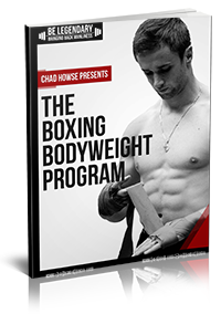 Bodyweight Boxing Program