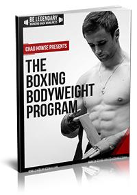 Bodyweight Boxing Program