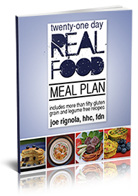 21 Day Real Food Meal Plan