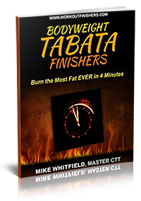 Bodyweight Tabata Finishers