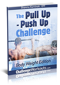 The Pull Up Push Up Challenge